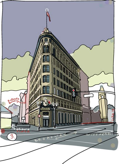 Urban Field Notes: New Drawings, Old Buildings | SPUR