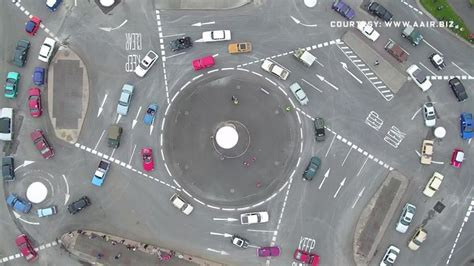 Watch See How an Insane 7-Circle Roundabout Actually Works