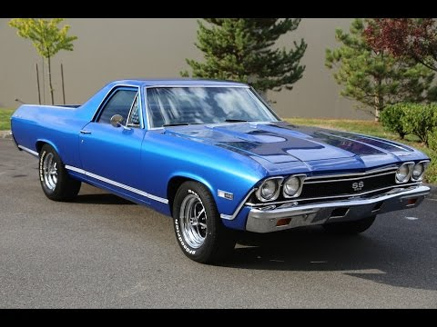 1969 CHEVELLE SS PART 17 - YouTube