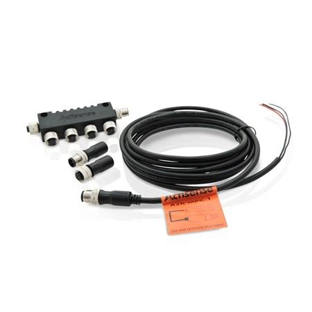 Starter Kit with Micro power connector (MPC)- 4-way