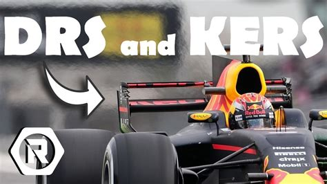 Overtaking in Formula 1 - The importance of DRS and KERS