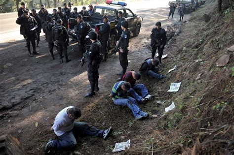 New Report Shows How Mexican Cartels Are Infiltrating