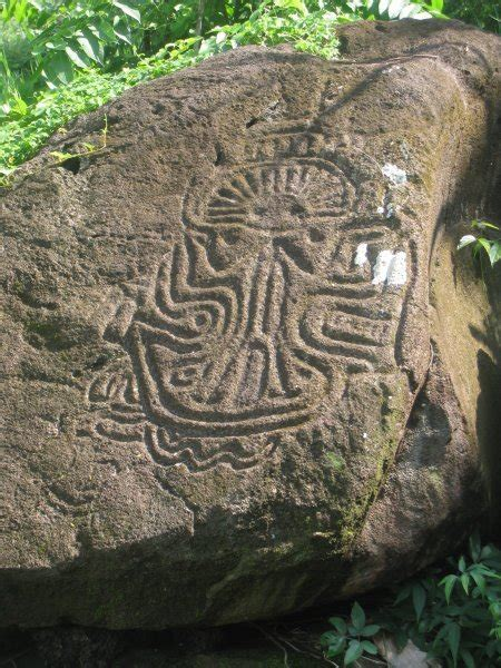 Ancient stone carving | Photo