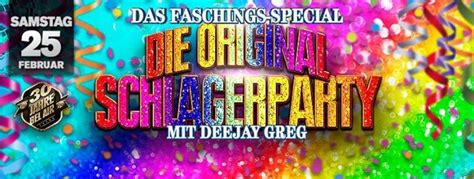 Party - Schlagerparty | Faschings-Special - Bel Air