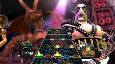 New Guitar Hero has redesigned controller, first-person