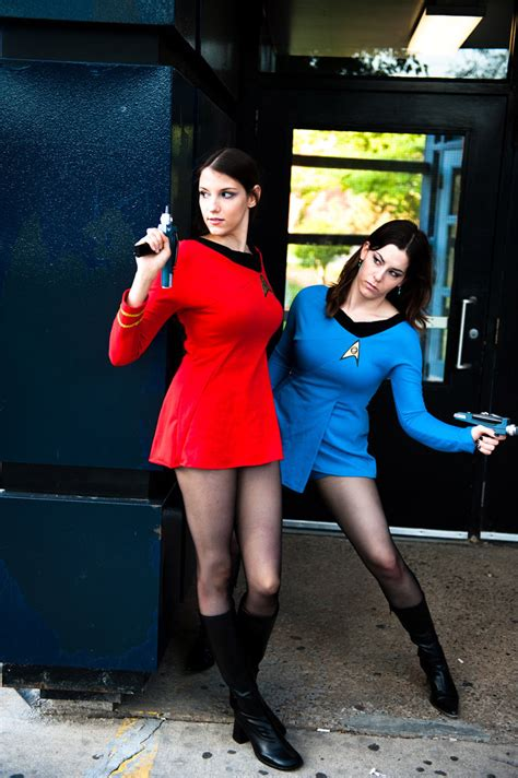 And You Thought Star Trek Was Just For Nerds! 32 Of The