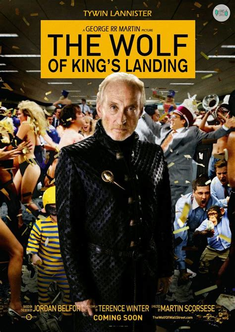 """The 50 Greatest """"Game of Thrones"""" Movie Poster Mashups"""