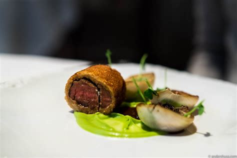 Review: À L'aise   Luxurious French Fine Dining is Back