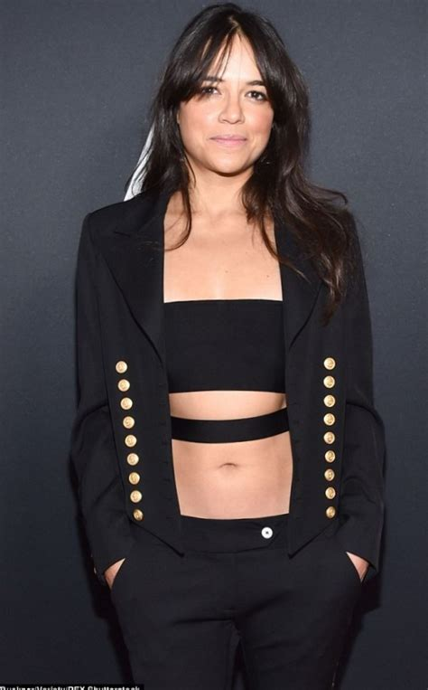 Michelle Rodriguez weight, height and age
