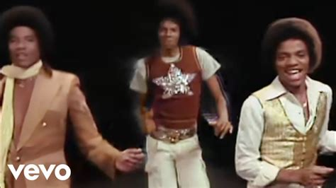 The Jacksons - Blame It On the Boogie (Official Video