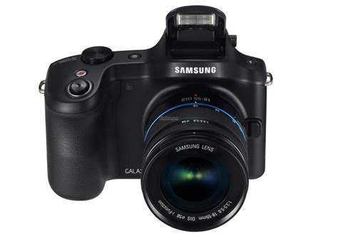 Here are the First Pictures of Samsung's Galaxy NX   Droid