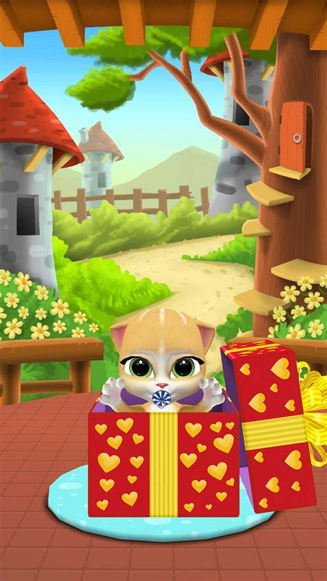 Emma The Cat - Virtual Pet Games for Android, iOS and