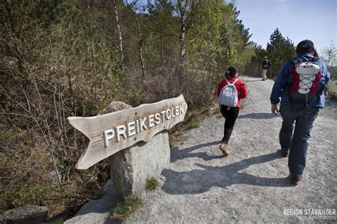 The spring has come! Hike to Preikestolen and enjoy the