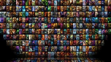 Every LoL Character O