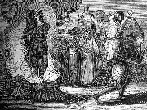 When Women Were Burned as Witches for Making Whiskey