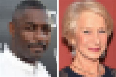 Can You Guess The British Celeb From The Pixelated Image?
