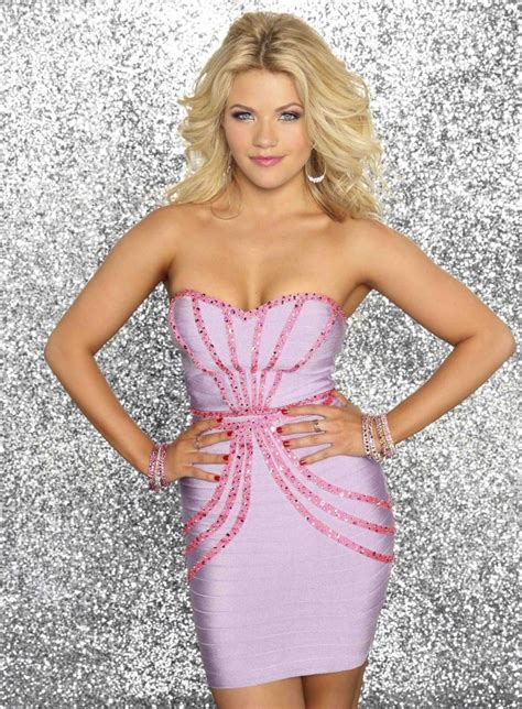 Witney Carson height, weight, age