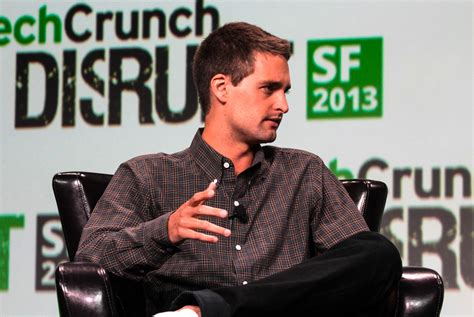 Snapchat CEO's Wild Frat Days Outed in Leaked E-mails