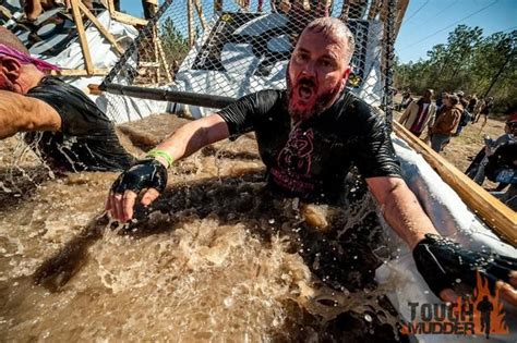 """Tough Mudder - """"Probably the toughest event on the planet"""