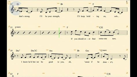 Trumpet - I'll Be There - The Jackson 5 - Sheet Music