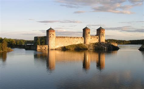 Castles - Discovering Finland