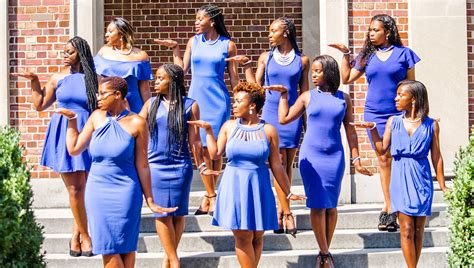 The Oh So Magnificent Omega Iota Chapter of Zeta Phi Beta