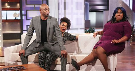 Wayne Brady Gives a Lap Dance! | TheReal