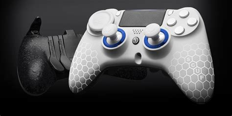 Scuf's New 2017 Pro Controllers Revealed   Screen Rant