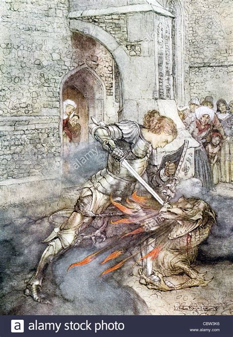 In Arthurian legend, Lancelot (shown here) and Tristan are
