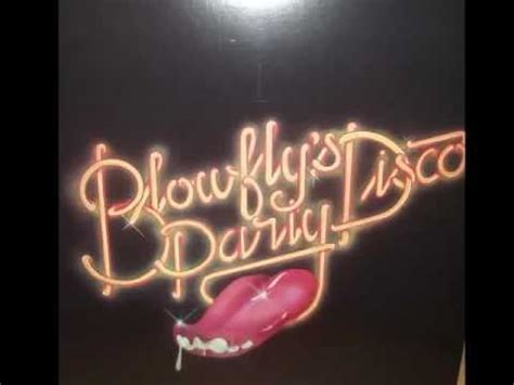 BLOWFLY - CAN I COME IN YOUR MOUTH - YouTube