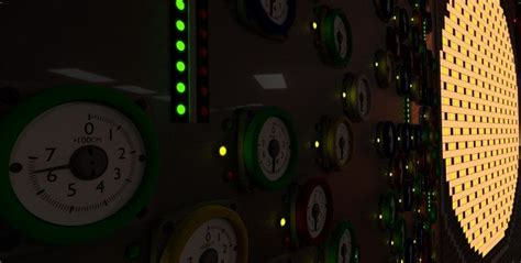 Here is a 3D model I made of the RBMK reactor control room