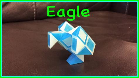 Rubik's Twist or Smiggle Snake Puzzle Tutorial: How to