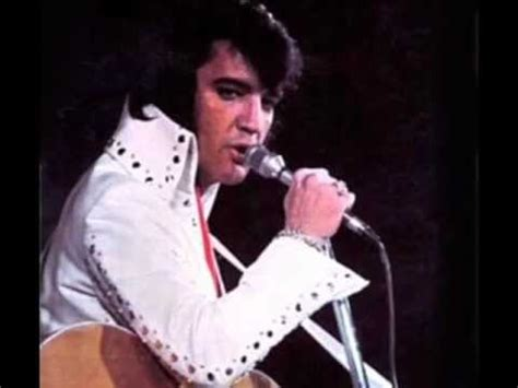 I WASHED MY HANDS IN MUDDY WATER by Elvis Presley - YouTube