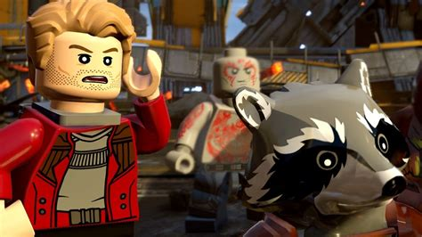 10 Minutes of LEGO Marvel Super Heroes 2 Gameplay - E3
