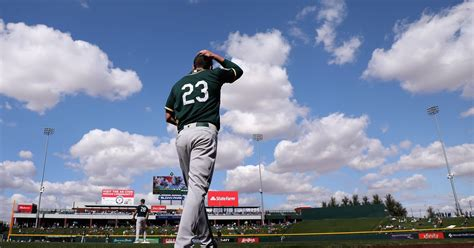 Oakland A's set 2018 Opening Day roster - Athletics Nation