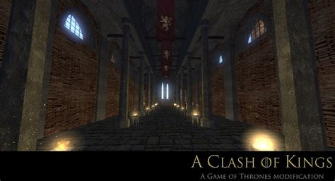 Red Keep throne room image - A Clash of Kings (Game of