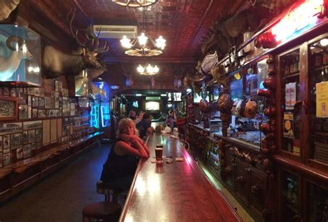 These 8 Historic Wyoming Saloons Are The Place To Quench