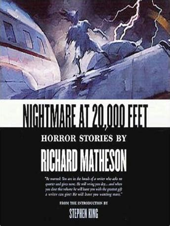 Listen to Nightmare at 20,000 Feet by Richard Matheson at