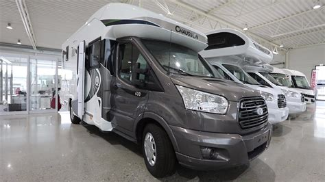 Chausson 630 Ford Welcome Premium 2019 Motorhome 6,99 m