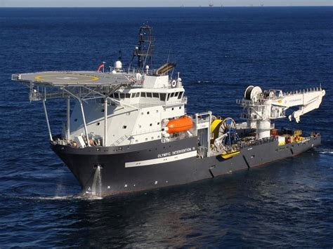 OLYMPIC INTERVENTION IV • Olympic Subsea ASA