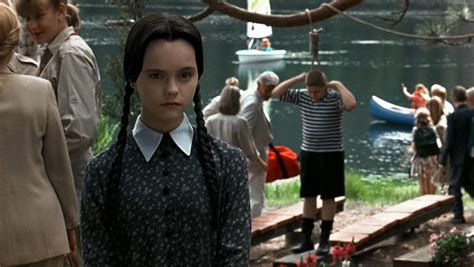 Addams Family Values (1993), a movie full of sight gags