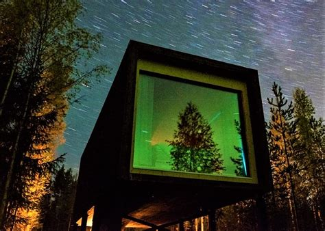 Arctic TreeHouse Hotel Rovaniemi - Discovering Finland