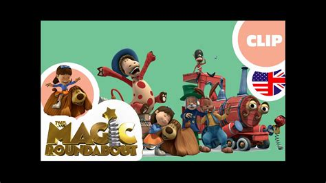 WELCOME TO THE MAGIC ROUNDABOUT OFFICIAL CHANNEL ! - YouTube
