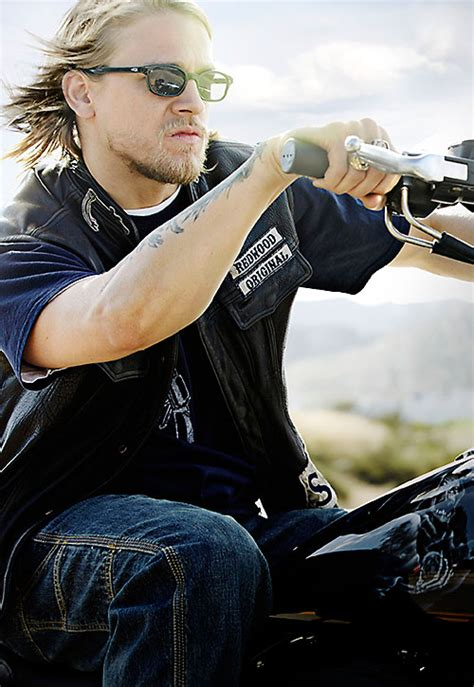 Jax Teller - Sons of Anarchy - Charlie Hunnam - Character
