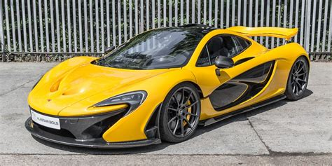 McLaren P1 For Sale With Just 3 Miles On The Clock