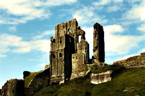 The Ghosts of Corfe Castle