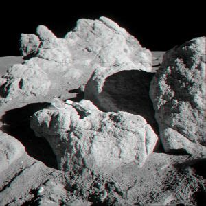 Most Of NASA's Moon Rocks Remain Untouched By Scientists