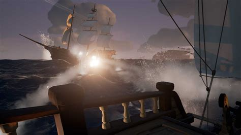 New Sea of Thieves trailer shows off gorgeous visual