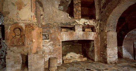 Rome: Half-Day Tour of the Catacombs of St