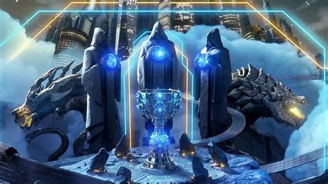 This year's League of Legends championship lives up to the